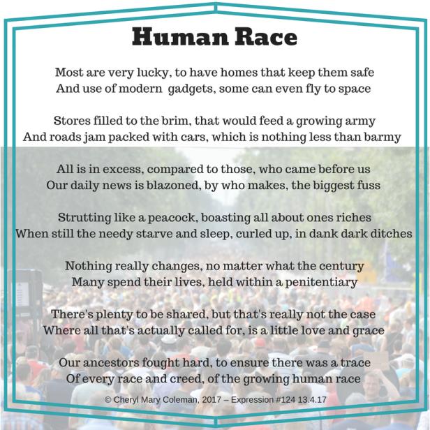 Human Race Website
