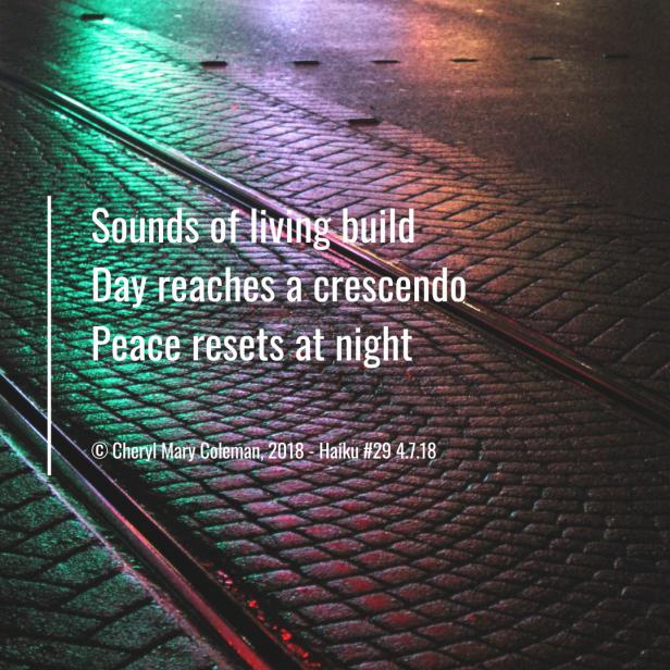 Haiku Visual #29